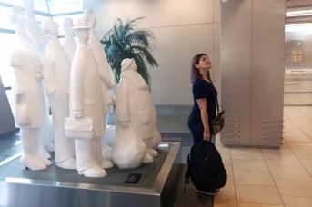 Rumbo a Berlín - Aeropuerto de San Diego